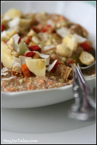 Raw Breakfast Buckwheat Porridge | Favorite Recipes | Pinterest