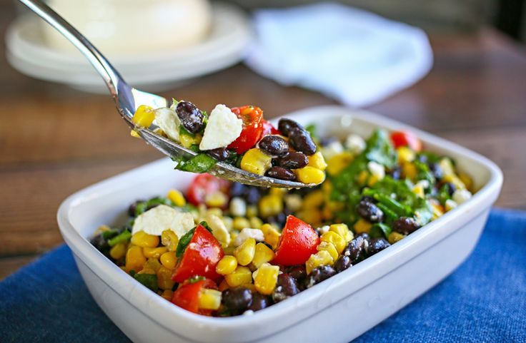 black bean and corn salad grilled zesty black beans and corn salad ...