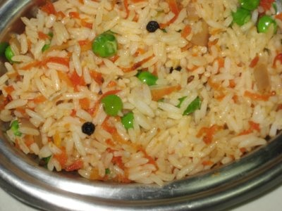 Jeera Rice (Cumin flavored rice) | Rice & Noodle Bowl | Pinterest