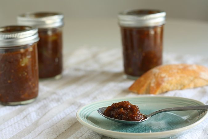 tomato_jam+top | Home Made Jam & Jelly | Pinterest