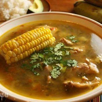 Colombian Chicken Sancocho | Recipe