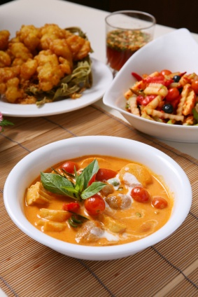 Red Thai duck curry | Marvellous Meat, Poultry and Sea Food | Pintere ...