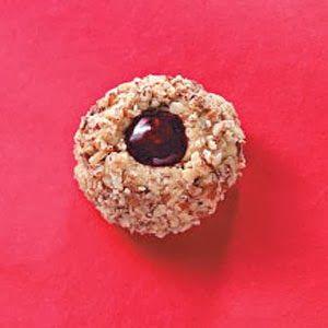 ... pecan thumbprint cookies one of my hubby s favorite christmas cookies