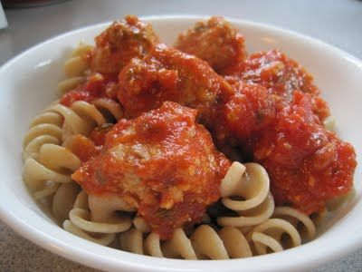 Turkey Meatballs | Clean Eating | Pinterest