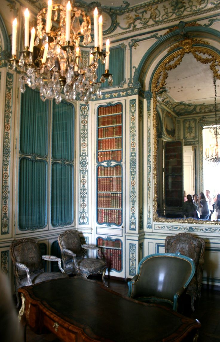 The library of the dauphin