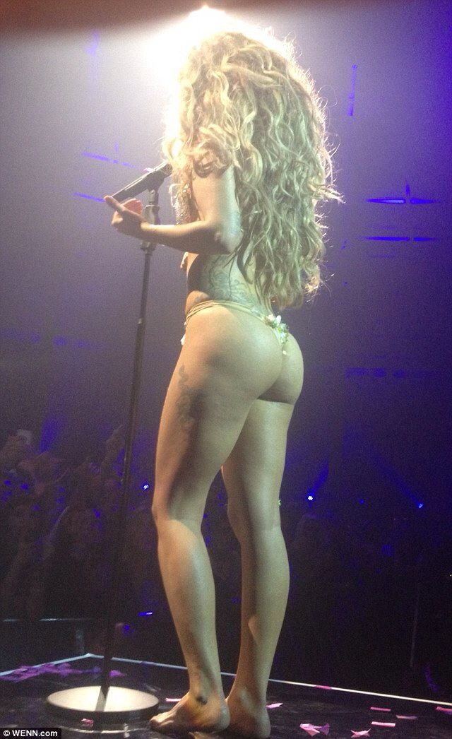 Lady Gaga S Ass 51