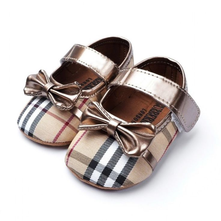 Burberry Baby Shoes Fashion