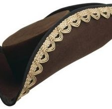 Sewing a Tri-Corner Hat