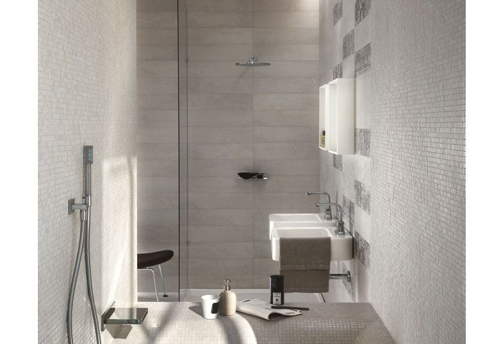 Casa moderna roma italy rivestimenti mattoni per interni - Piastrelle effetto mattone ...