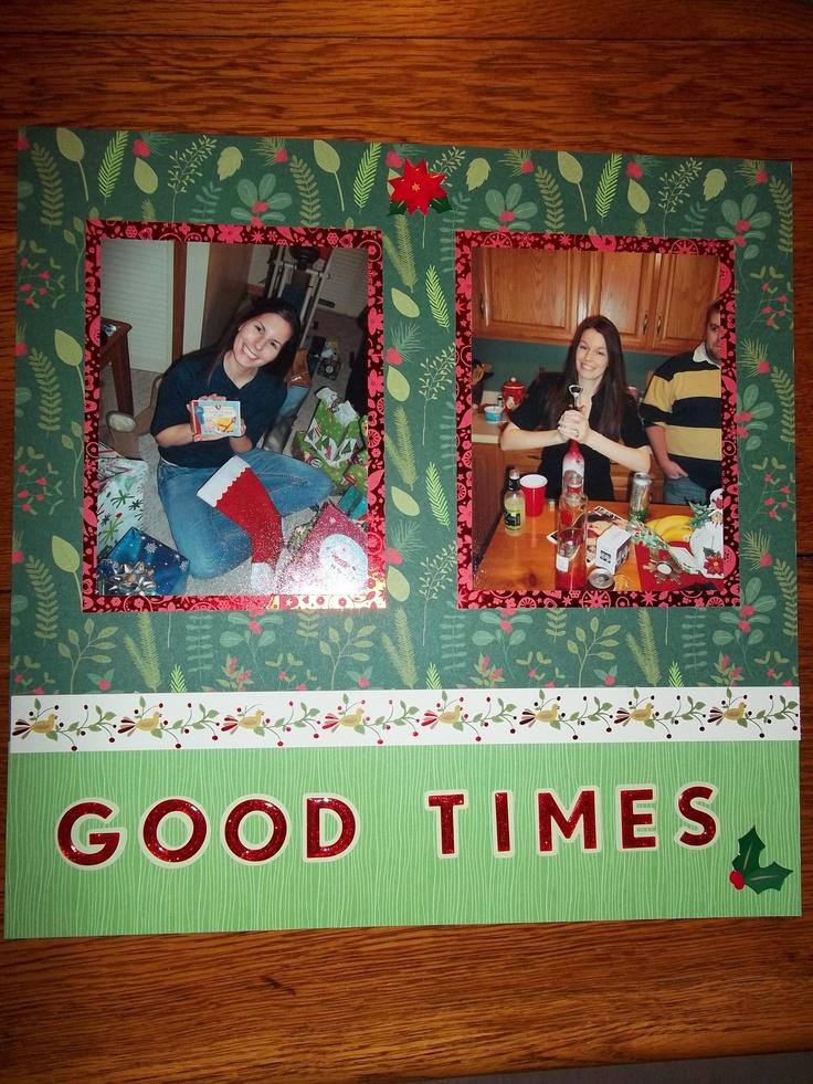 Christmas 2011 | Scrapbook Ideas and Cards | Pinterest