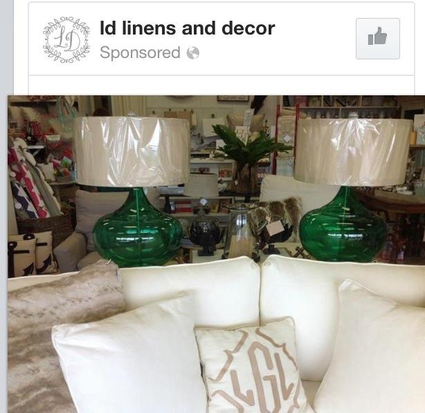 LD Linens And Decor Baton Rouge LA La Maison Pinterest