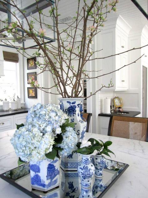 Decorating Crush- Blue and White Chinoiserie