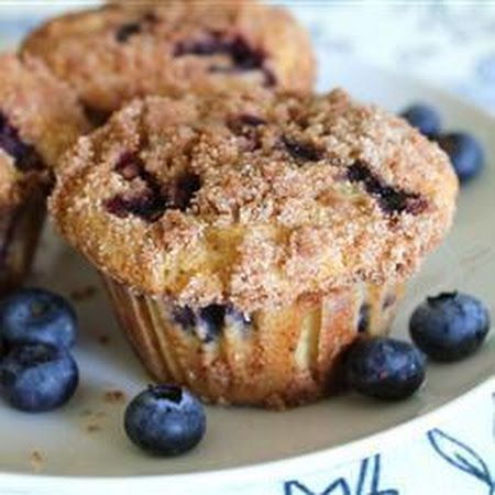 "To-Die-For"" Blueberry Muffins 
