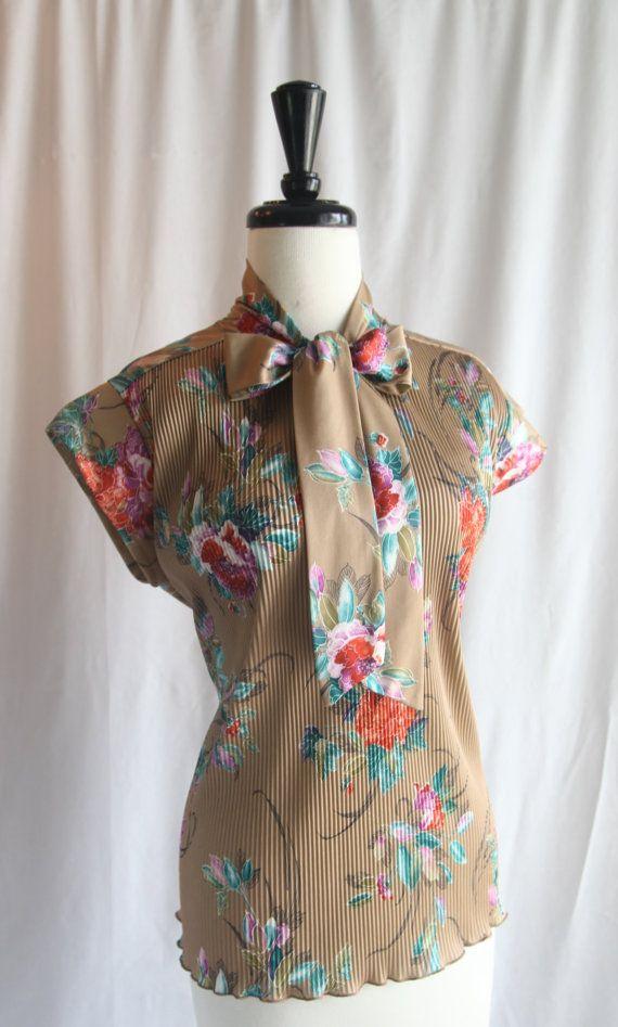 Women'S Oriental Blouse 50