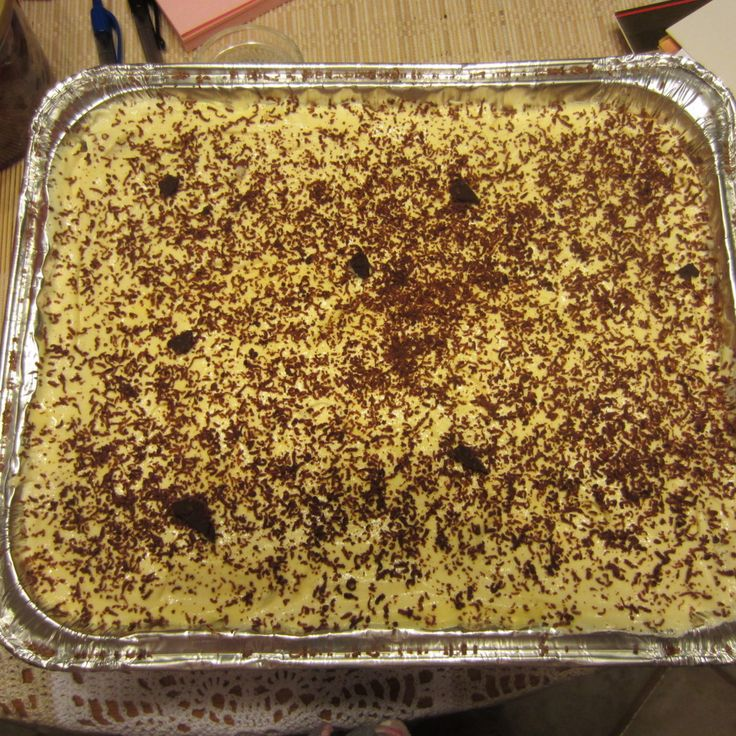Tiramisu Cheesecake Trifle | Recipes | Pinterest