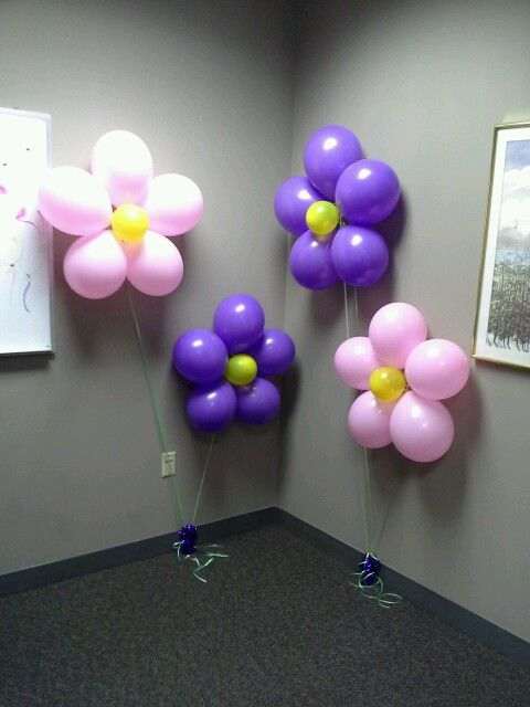 retirement party balloon flowers general party ideas