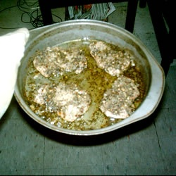 Chicken with Garlic, Basil, and Parsley Allrecipes.com