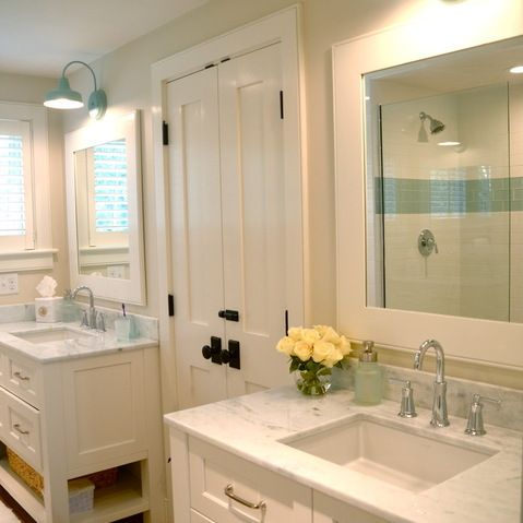 Pin by caroline schmidt on bathroom pinterest - Small french doors for bathroom ...