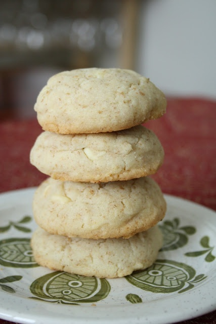 Texan-Sized Almond Crunch Cookies   C.O.O.K.I.E.S.   Pinterest