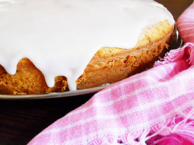 Lemon glazed Coconut Cake | My Favorite Recipes | Pinterest