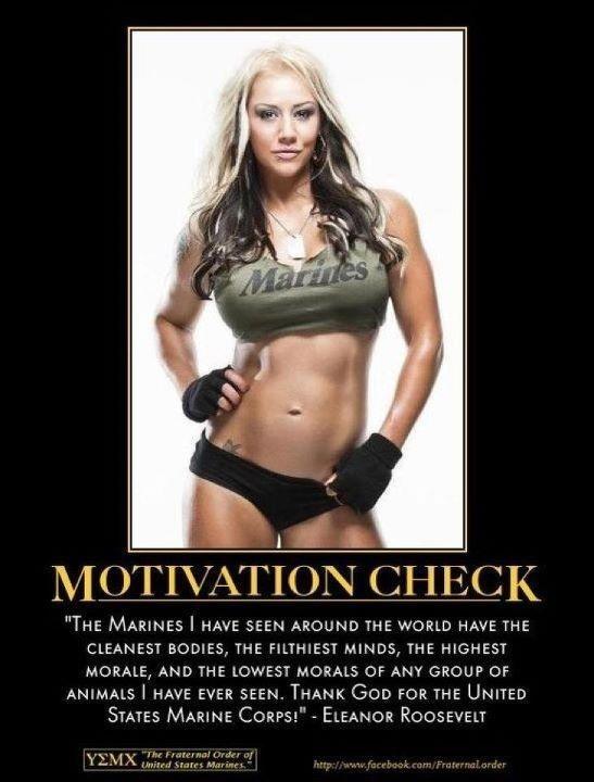 Sexy Women Marines 44