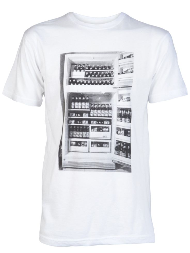 Freshjive Beer Fridge T-Shirt