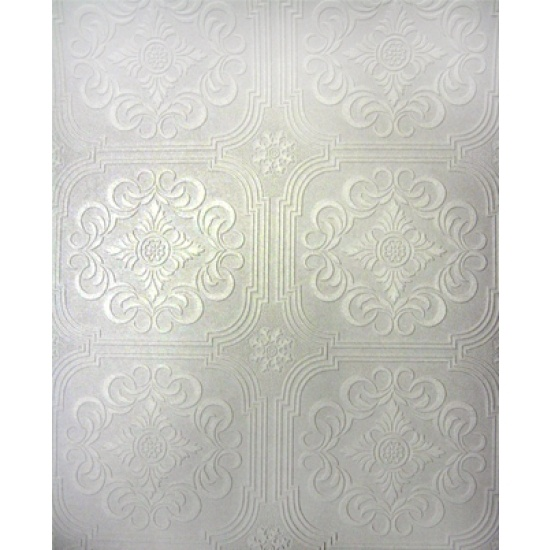 Graham and Brown Paintables Wall Doctor Wallpaper   Victorian Effect