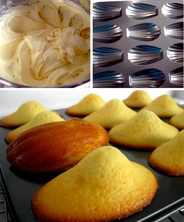 How to Make Classic Madeleines Recipe | Cookies | Pinterest