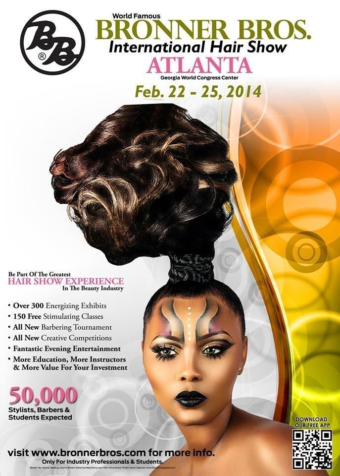 Bona Brothers Hair Show In Atlanta In February   HAIRSTYLE