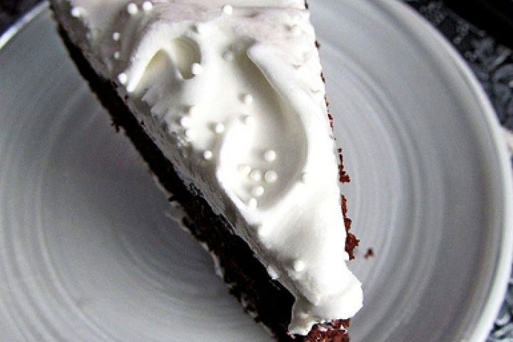 Devil's Food Cake with Marshmallow Frosting Recipe