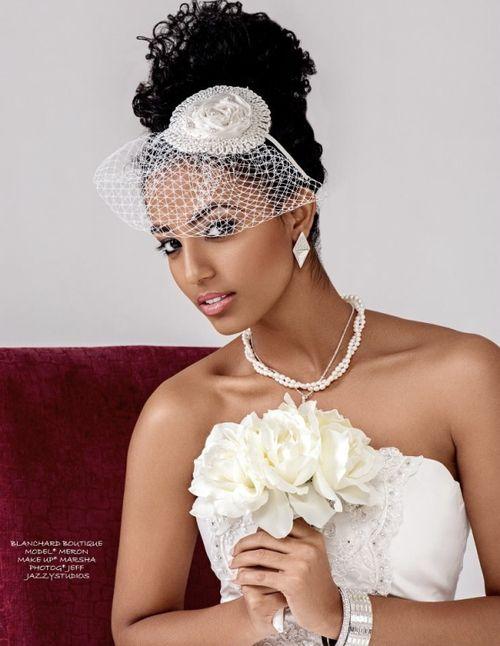 Ethiopian Wedding Makeup Ethiopian Bridal Look Wedding Hair