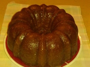 ... christmas rum cake recipe yummly pw s mother in law s christmas rum