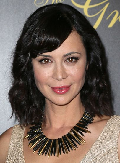 Catherine Bell Haircut