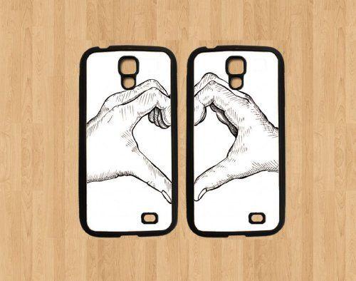 and Finn Best Friends For Samsung Galaxy S4 Case Soft Rubber - Set ...