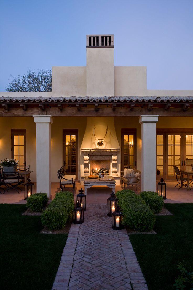 Paradise Valley Custom Built Tuscan Home - Paradise Valley AZ Custom Luxury Home - Desert Star Construction