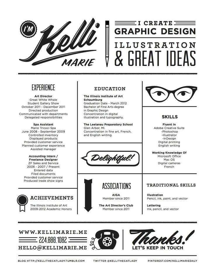2011 graphic design sample resumes
