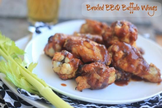 Broiled BBQ Buffalo Wings - IMG_0935.jpg