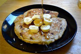 ... of Megnut: Single Lady Breakfast: Banana Chocolate Chip Oat Pancake