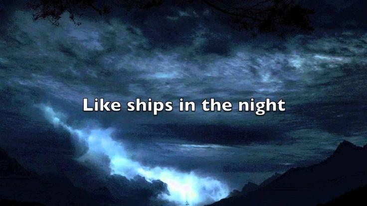 lyrics of the night icarus remix bastille