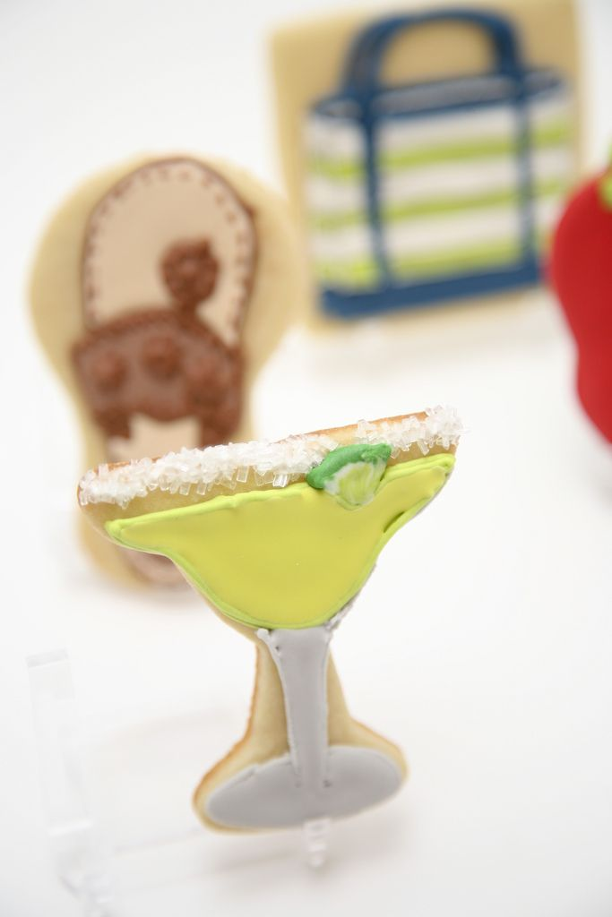 ... cookies as favors/treats for parties. You never tasted a better cookie