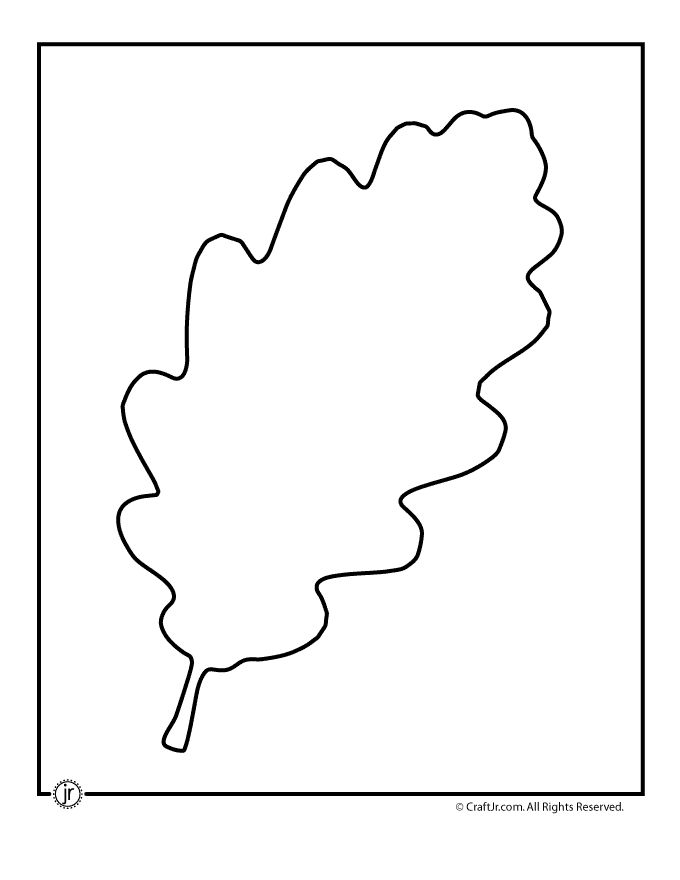 fall oak leaves coloring pages car pictures