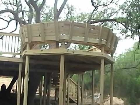 Decks Arbors Outdoor kitchens