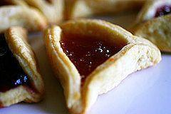 Jewish Hamantaschen Cookies Recipe - Recipe for Jewish Hamentachen ...