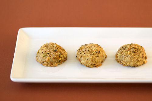 Pistachio Oat Sandies | Recipe