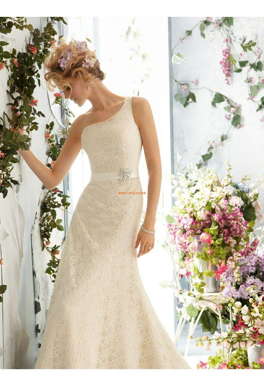 Sirène Robe de mariée 2014  Robes de mariée glamour  Pinterest