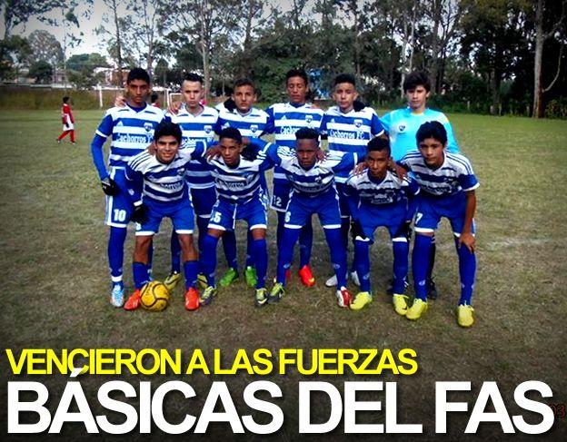 Cachorros FC Dan El Primer Paso