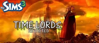 The Sims 3 Time Lords.