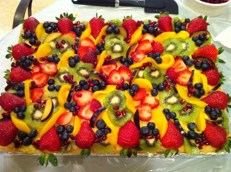 Cake With Fruit Names : giving  fruit cake  a different name Favorite Recipes ...