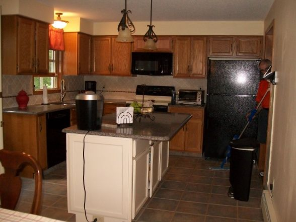 Raised ranch kitchen ideas finally finished kitchen for Kitchen remodel raised ranch