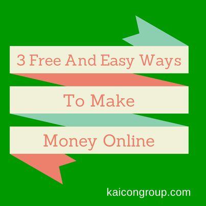 66 ways to make money online youtube